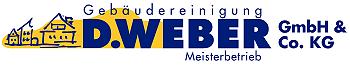 Gebäudereinigung D. Weber GmbH & Co KG Logo