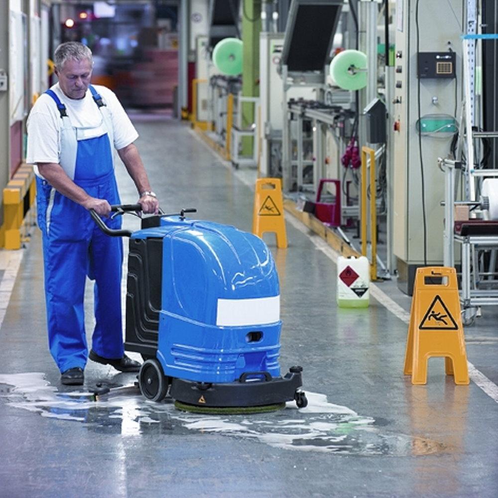 Professionelle Sanierung und Instandsetzung von Industrieböden